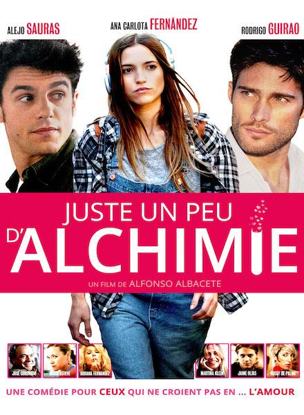 JUSTE_UN_PEU_D_ALCHIMIE Comédie sentimentale nde production doublage vf mixage france Paris belgique bruxelles