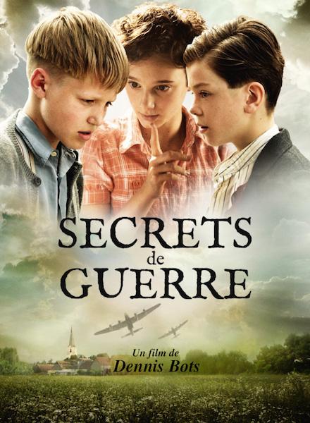 Secrets_de_Guerre Film enfants drame nde production doublage vf mixage france Paris belgique bruxelles